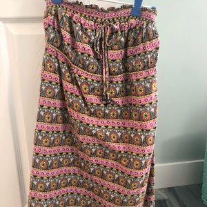 Roxy size medium sun dress.